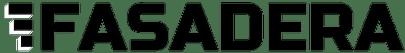Fasadera Logo Svart